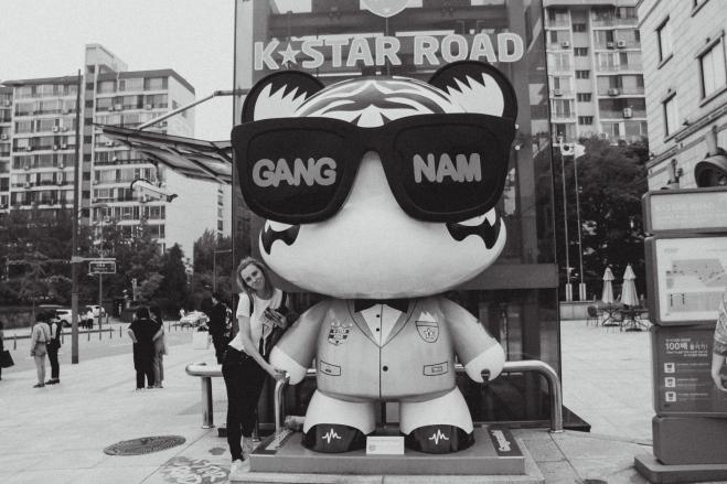Maia in Gangnam